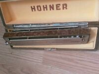 Hohner 64 chromonica
