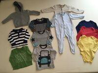 Boys clothing 9-12 months