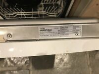 Currys Essentials Dishwasher CDW60W13 - in New Condition