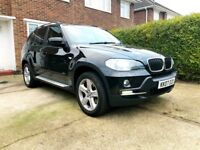 BMW X5 7 SEATER 3.0D HUGE SPEC!