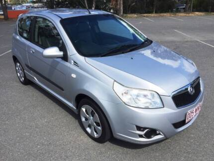 2008 Holden Barina TK Manual MY08
