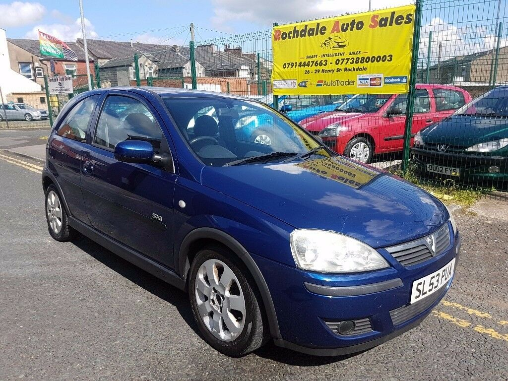 Vauxhall Corsa 1.2 16v SXi 3dr Long MOT