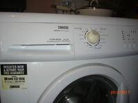 Zanussi Washing Machine (ZWG 6120 K) 1200 RPM Maximum Spin