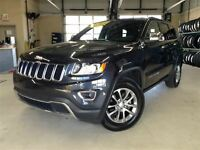 2014 Jeep Grand Cherokee LIMITED.TOIT OUVRANT.CUIR.GPS.CAMÉRA DE