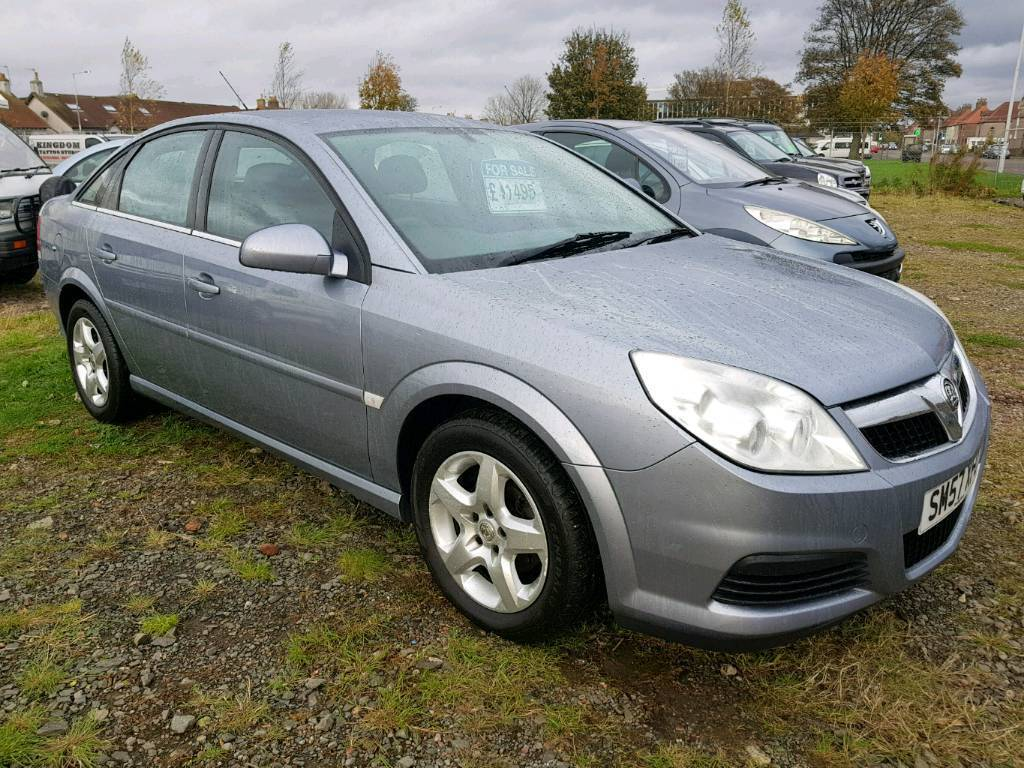 Vauxhall Vectra 1.9cdti Exclusive (120bhp).. 57 Plate