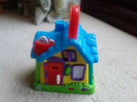 Leap frog my discovery house
