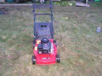 Lawnmower Mountfield HP 180 petrol mower