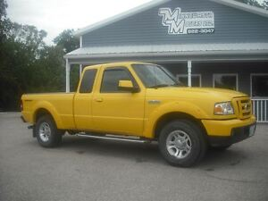 2007 Ford Ranger SPORT/ WITH 56000KM!!!