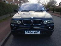 BMW X5 3L Sports Diesel with best colour combinations Black with Beige leather