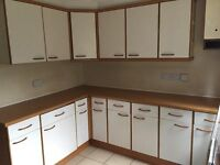 Fitted kitchen for sale cabinets