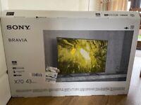 """SONY BRAVIA X70 43"""""""