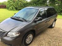 7 seater voyager mpv automatic gearbox diesel