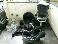 Quinny Buzz Buggy and Travel System