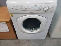 *+HOTPOINT 6KG TUMBLE DRYER /*Free Delivery SAMEDAY*/FULLY SERVICE/VERY CLEAN/WARRANTY GIVEN*