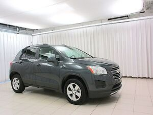 2016 Chevrolet Trax FEAST YOUR EYES ON THIS BEAUTY!! LT AWD SUV