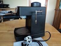 ROWENTA COFFEE MAKER - ESPRESSO - WITH MANUAL