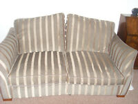 Sofa and 2 Sitting Chairs classical style good condition nice soft furniture
