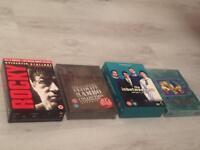 DVDs sets