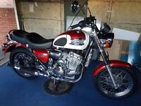 Triumph Thunderbird 900 Motorcycle