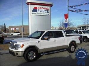 F150 King Ranch SuperCrew 4x4 - Short Box - Sunroof - New Tires