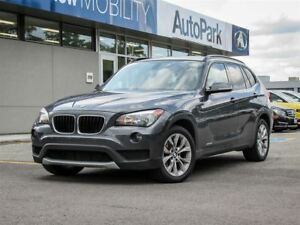 2013 BMW X1 xDrive28i | Leather | Sunroof