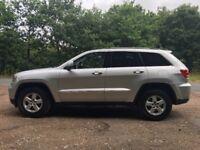2012 Jeep Grand Cherokee -Full History-