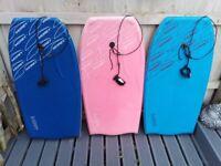 3 morey body boards