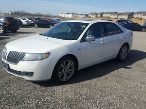 2010 Lincoln MKZ - LEATHER - MOONROOF - BLUETOOTH SYNC