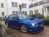 Subaru Impreza wrx STI UK 350 BHP!
