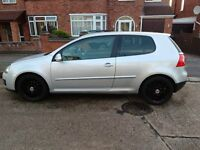 VW Golf 140 GT SPORT TDI FSH