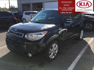 2014 Kia Soul EX+ |HTD SEAT|REARVIEW CAMERA|ROOF RAIL|