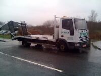 Iveco Recovery Truck, Plant Transporter, MAY P/X