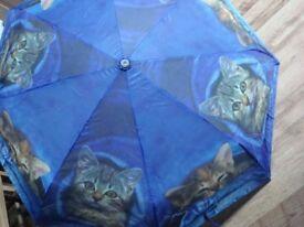 lovely,compact folding umbrella
