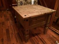 Mexican Pine Table