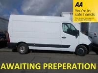 Vauxhall, MOVANO, Panel Van, 2015, Manual, 2298 (cc)