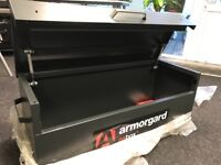 Armorgaard Van Lock box *UNUSED* FOR SALE ( 1.15m x 0.45m x 0.45m )