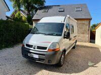 Renault camper/ motorhome 2x berth
