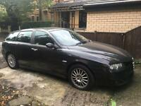 Alfa Romeo 156 T.Spark 16V sport wagon 2004 for sale with no MOT