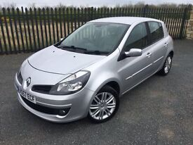 2007 57 RENAULT CLIO 2.0 INITIALE VVT 138 5 DOOR HATCHBACK *6 SPEED MANUAL* - APRIL 2018 M.O.T!