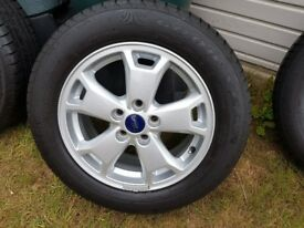 Ford Connect Alloy Wheels 16 inch