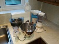 Kenwood Chef, Blender, Breadmaker and Scales all in working order