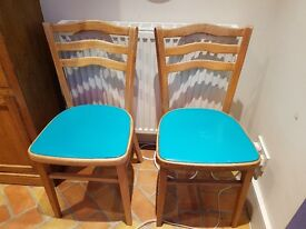vintage retro dining chair