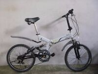 Folding bike 2867A