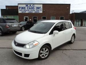 2010 Nissan Versa FULLY LOADED - CERTIFIED & E-TESTED