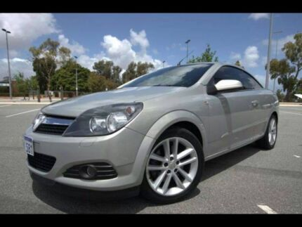 Astra Twin Top Convertibe 2007 Hilton Fremantle Area Preview