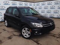 2012 Volkswagen Tiguan 4MOTION// HIGHLINE / LEATHER/ PANORAMIC S