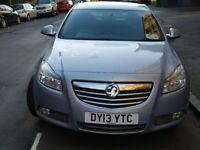 Vauxhall, INSIGNIA, Hatchback, 2013, Manual, 1796 (cc), 5 doors