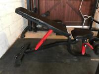 Gym equipment - Adjustable Bench