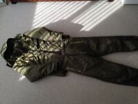 Carp fishing suit