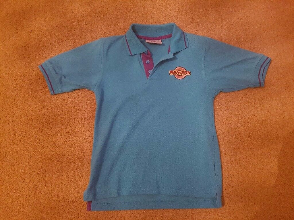 Beavers Polo Shirt. 70cm/28in perfect condition.
